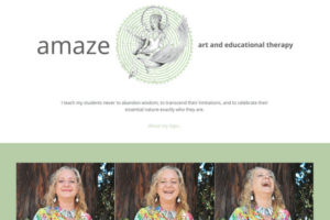 AdeleMaze.com • adele maze • art and educational therapy