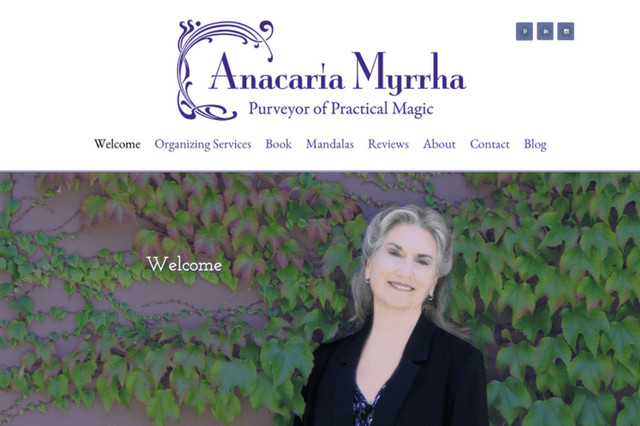 AnacariaMyrrha.com • Anacaria Myrrha: Purveyor of Practical Magic