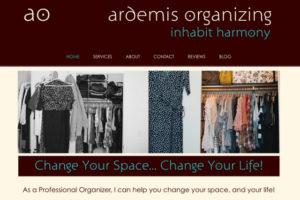 Ardemis Organizing: Inhabit Harmony