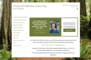 Beth Crittenden | Financial Wellness Coaching
