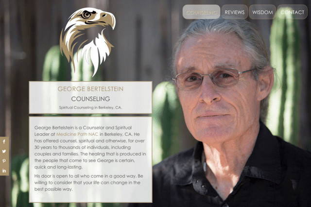George Bertelstein Counseling: Spiritual Counseling