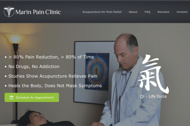 Main Pain Clinic – Dr. David Shevick, L.Ac.