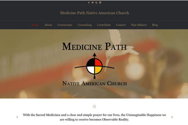 Medicine Path Native American Church
