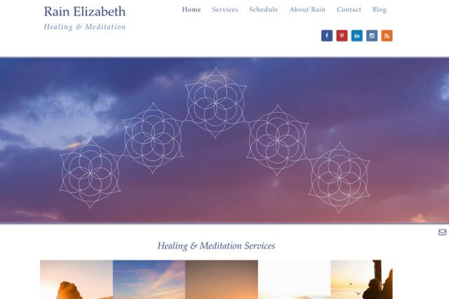 Rain Elizabeth Stickney Healing & Meditation