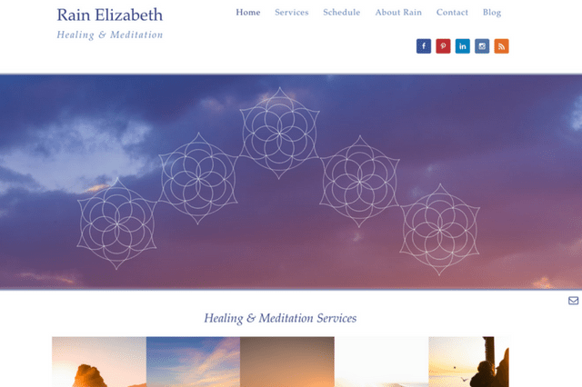 Rain Elizabeth Stickney Healing & Meditation