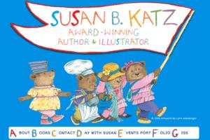 Susan B. Katz – Award-Winning Author & Illustrator