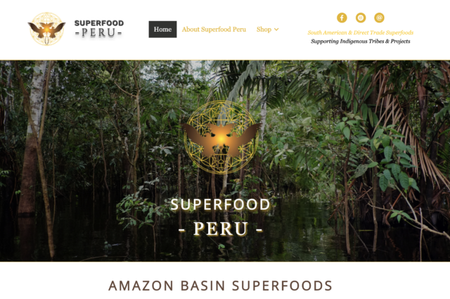 SuperfoodPeru.com for Adam DeArmon by Kojolapower