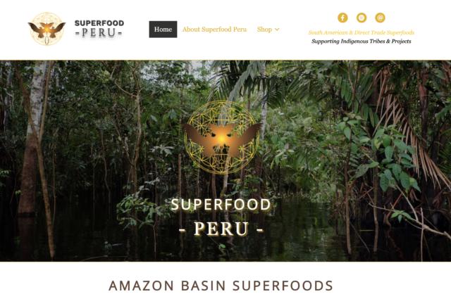 SuperfoodPeru.com for Adam DeArmon by Kojolapower