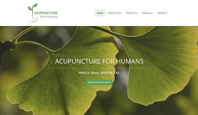 acupunctureforhumans.com