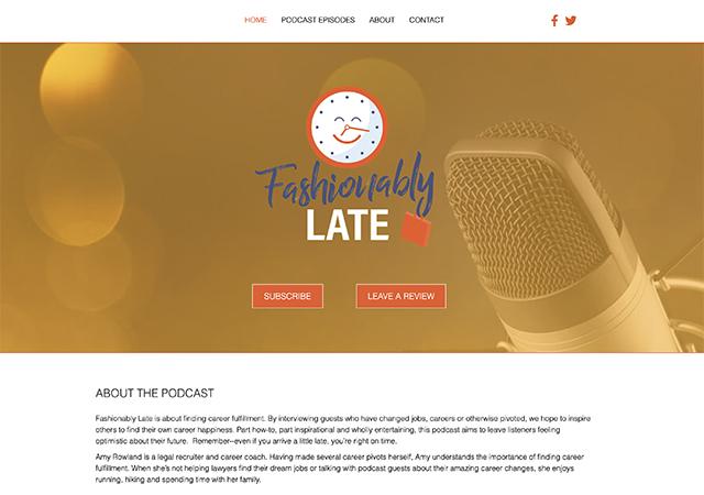 FashionablyLatePodcast.com